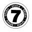 Seven chiffre 7