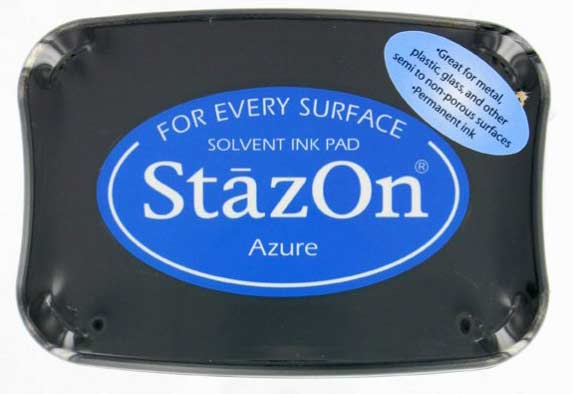 Encreur pour plastique Stazon